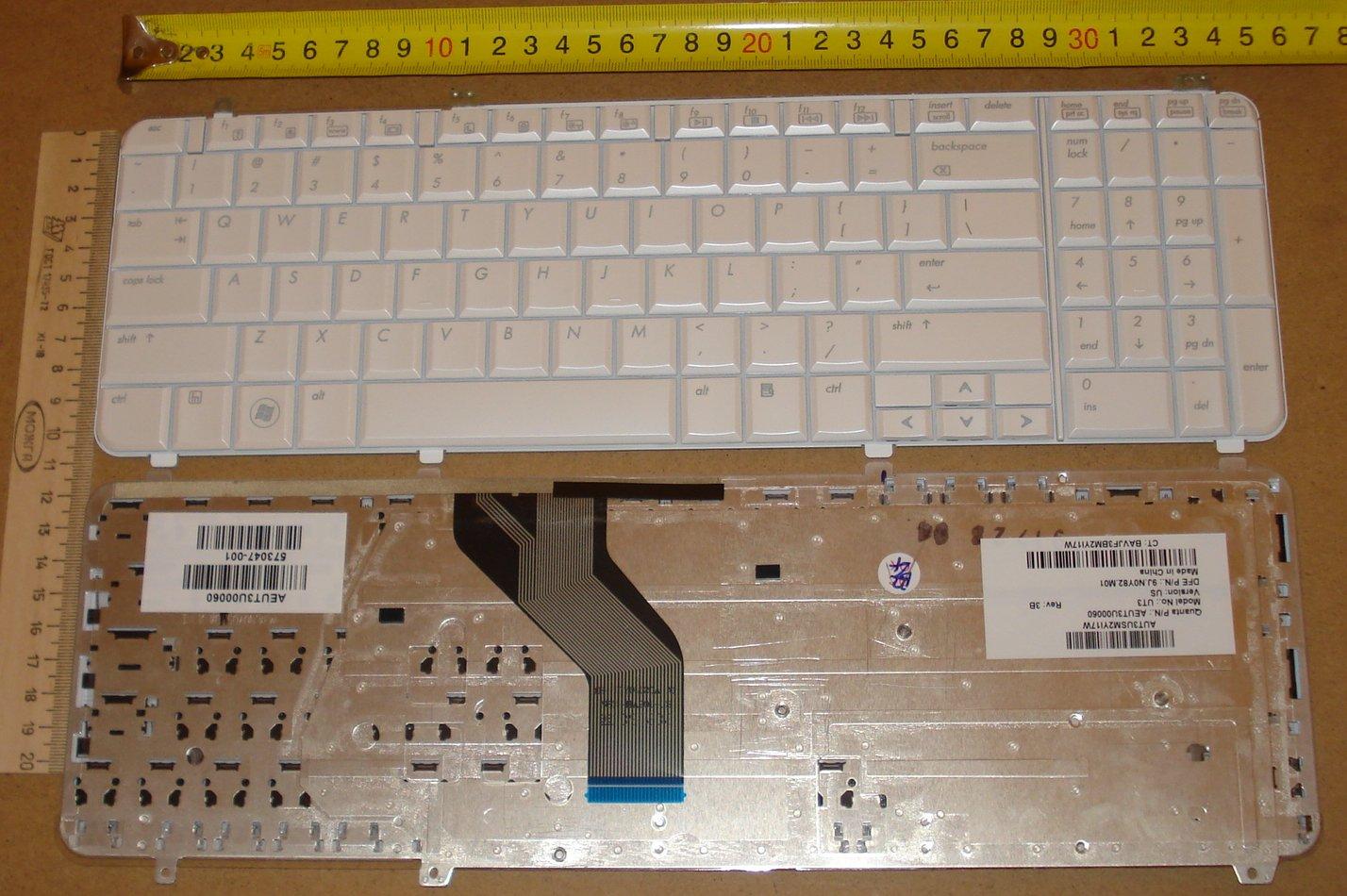 Ремонт клавиатуры на ноутбуке 156